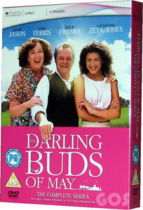 The-Darling-Buds-Of-May-Complete-Series-DVD-90s-TV-Drama-Boxset-David-Jason-New
