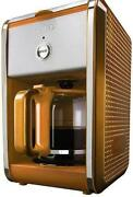 Orange Coffee Maker