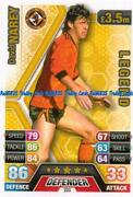 Match Attax Legend Cards