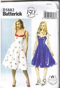 50s Butterick Dress Pattern