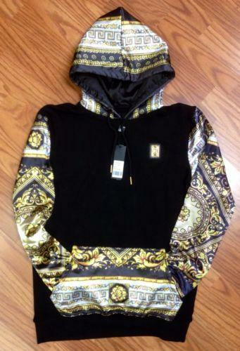 Black And Gold Christmas: Black And Gold Hoodie