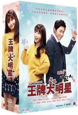 You are the best (王牌大明星 / Korea 2013)  TV DRAMA 10-DVD