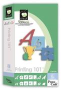 Cricut Cartridge Printing 101
