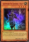 Yugioh Six Samurai Cards