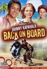 Johnny Kapahala: Back on Board DVD Region 1