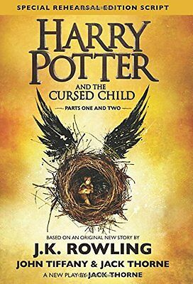 Digital Book  Harry Potter And The Cursed Child   Parts One   Two Special Editio