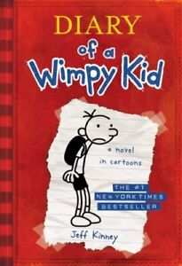 Diary of a Wimpy Kid  - mint condition