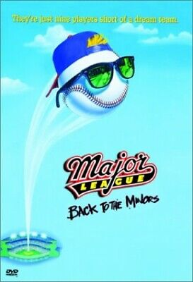Major League: Back to the Minors [DVD] [1998] [Region 1] [US Impo... - DVD  84VG