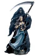 Grim Reaper Figure