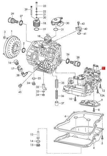 valve body  automatic transmission parts