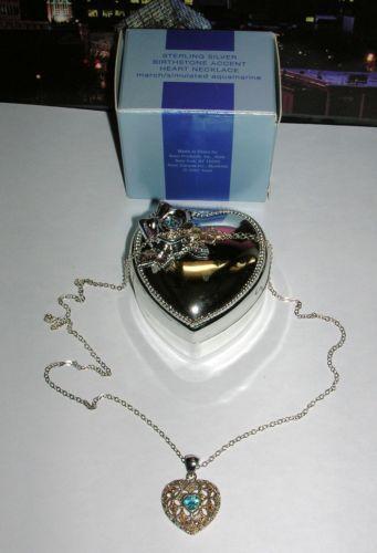 Avon Birthstone Necklace Ebay