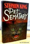Stephen King Pet Sematary