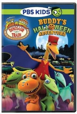 Dinosaur Train: Buddy's Halloween Adventure [New DVD]