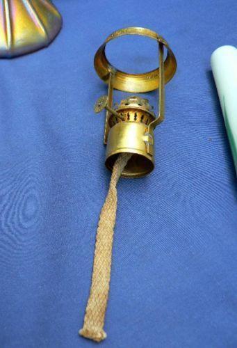 Antique Lamp Shade Holder Ebay