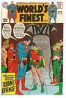 Silver Age World's Finest Comics