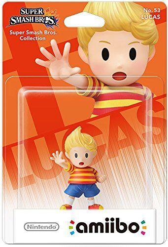 Lucas No.53 amiibo Nintendo Wii U/3DS