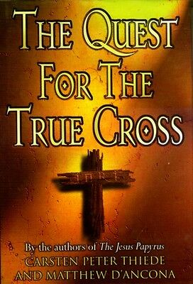 Discovery Channel Quest True Cross Inscribed Headboard Christ Helena Constantine