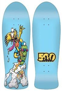 Santa-Cruz-Simpsons-Bart-Slasher-Old-School-Skateboard-Deck