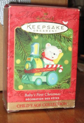 2000 baby u0026 39 s first christmas ornament