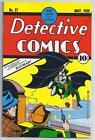 Detective Comics 27 Reprint