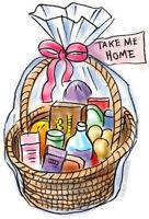 Custom gift baskets!
