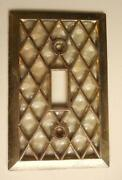 Vintage Switch Plate