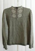 Womens Woolrich Sweater