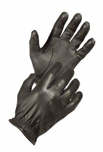 Hatch FM2000 Friskmaster Glove W/Honeywell Spectra, Black, Small