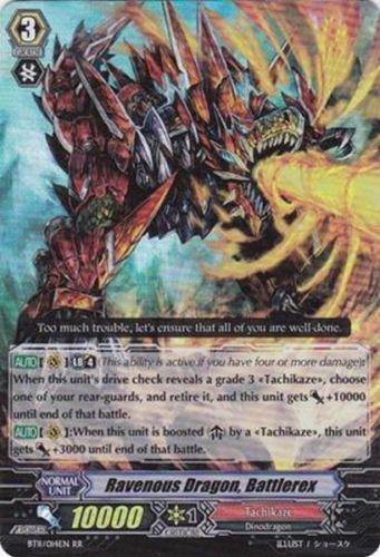 Cardfight Vanguard Tachikaze Trading Card Games Ebay