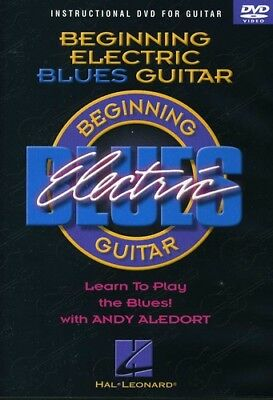Beginning Electric Blues Guitar [New DVD] Beginning Electric Guitar Dvd