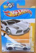 Hotwheels Lamborghini Aventador