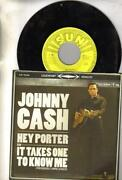 Johnny Cash Hey Porter