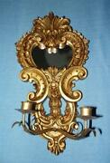 Mirror Wall Sconce