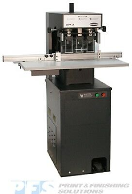 Challenge Eh-3 Hydraulic Paper Drill
