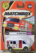 Matchbox Ice Cream Truck