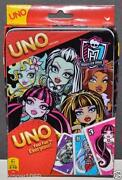 Monster High Uno