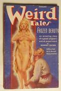 Weird Tales 1938