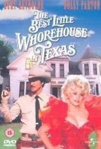 The Best Little Whorehouse in Texas - DVD