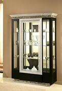 Crystal Display Cabinet