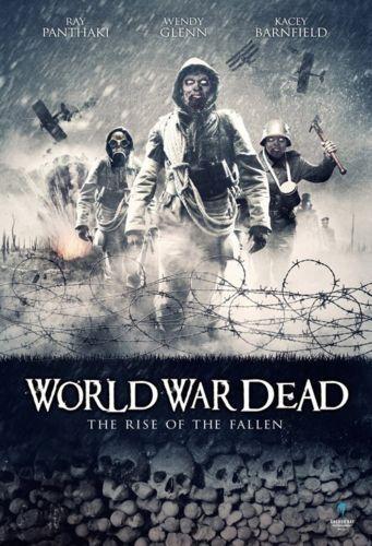 World War Dead Rise of the Fallen DVD Region 2 Horror *New & sealed* Zombies