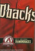 Arizona Diamondbacks Media Guide