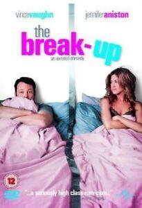The Break-Up DVD New & Sealed 5050582449877