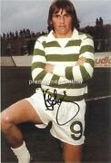 Kenny Dalglish Signed