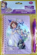 Disney Princess Notebook