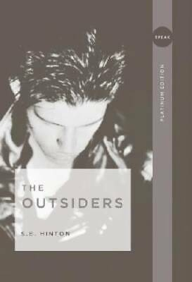 The Outsiders - Paperback By S. E. Hinton - GOOD
