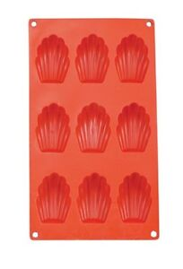 Silicone Mould Madeleine Shell Pan/Tray/TIn Cake baking mold BRAND NEW !