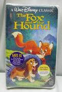 The Fox and The Hound 1994 VHS