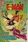 E-man Comic