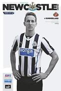 Newcastle Football Programmes