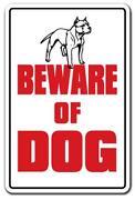 Beware of Pitbull